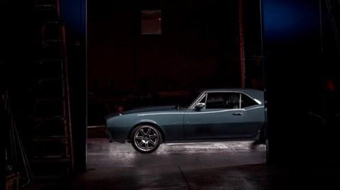 Captain American SpeedKore Chevrolet Camaro