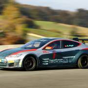 The Electric Production Car Series Tesla