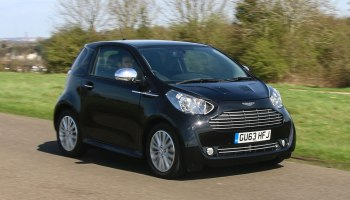The Aston Martin V8 Cygnet Is The World S Craziest Hot Hatch