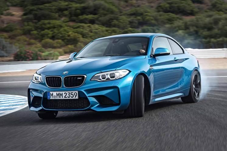 Original BMW M2