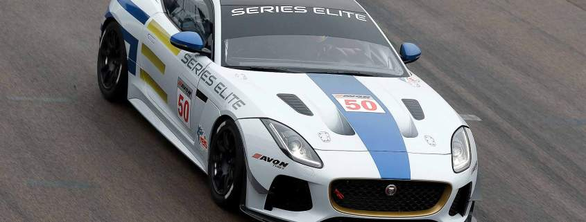 Series Elite Jaguar F-Type GT4