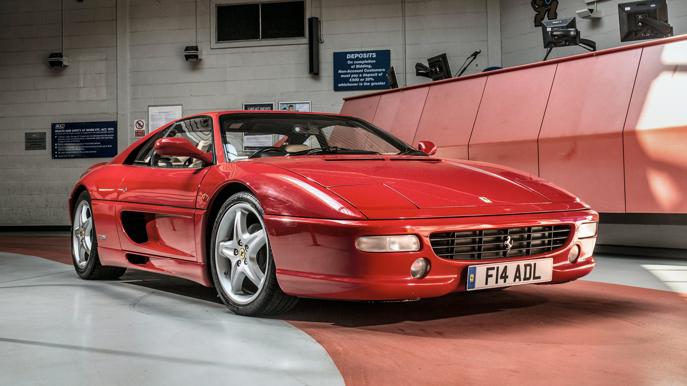 Future classics on offer at BCA Nottingham sale