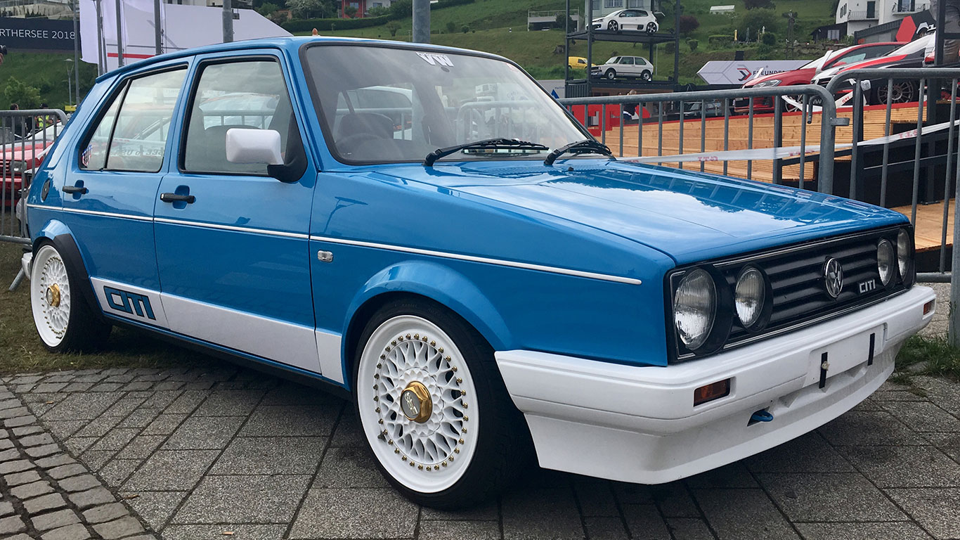 Crazy Golfs: celebrating the world's greatest hot hatch