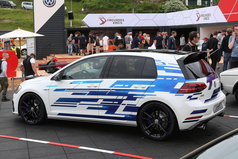 Volkswagen Golf GTE Performance