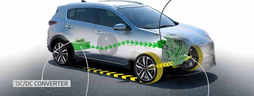2018 Kia Sportage EcoDynamics+ Diesel Hybrid