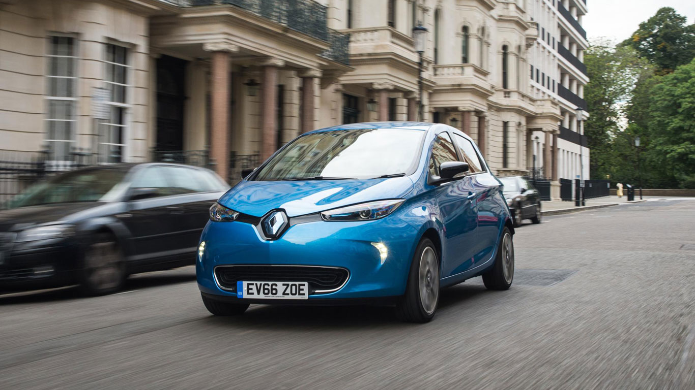 The UK's most popular plug-in hybrid and electric cars in 2018