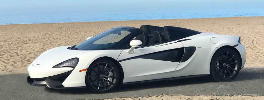The 5000th McLaren registered in North America