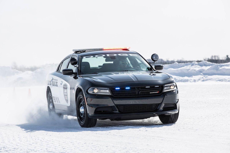 2018 Dodge Charger Police Pursuit V8 AWD