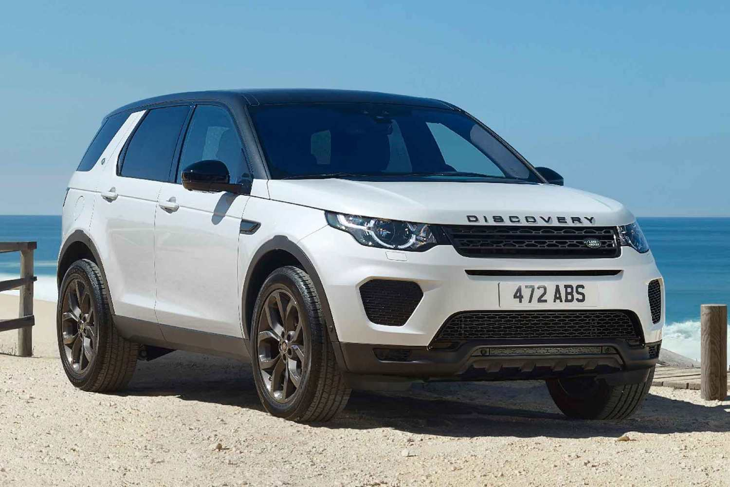 Land Rover Discovery Sport 2018 >> Land Rover Discovery Sport Landmark Celebrates Sales