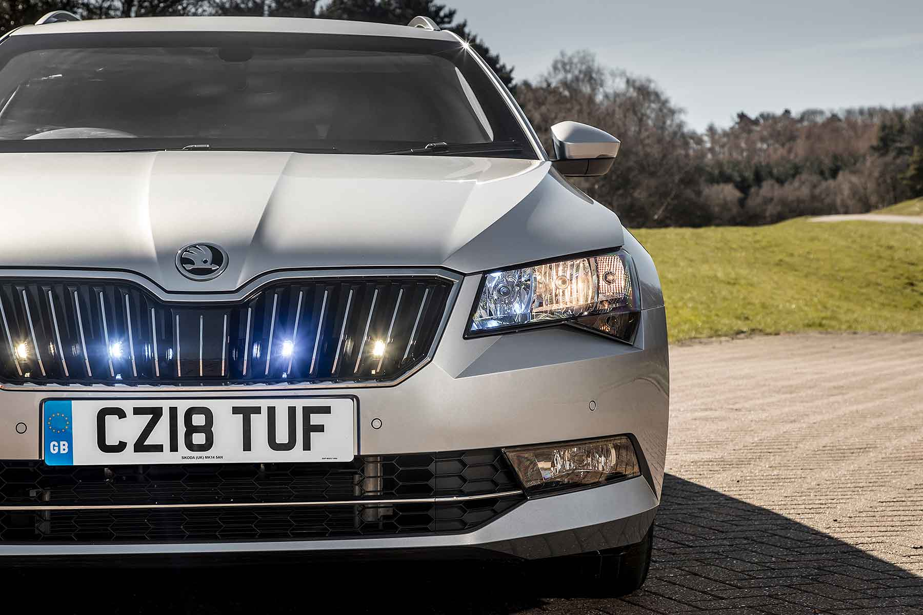 hight resolution of armoured skoda superb estate on sale for 118 688