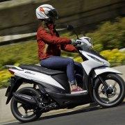 Suzuki motorcycle pop-up