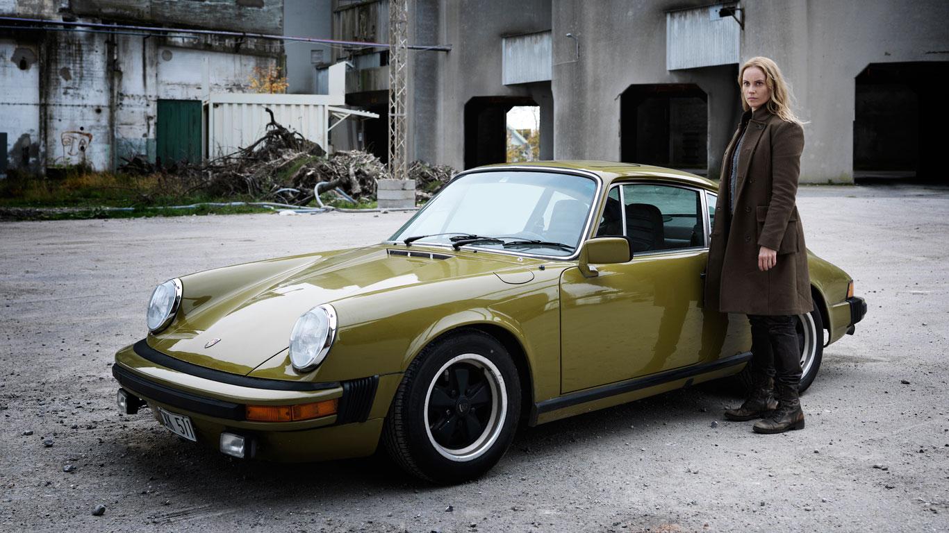 Saga Noren Porsche