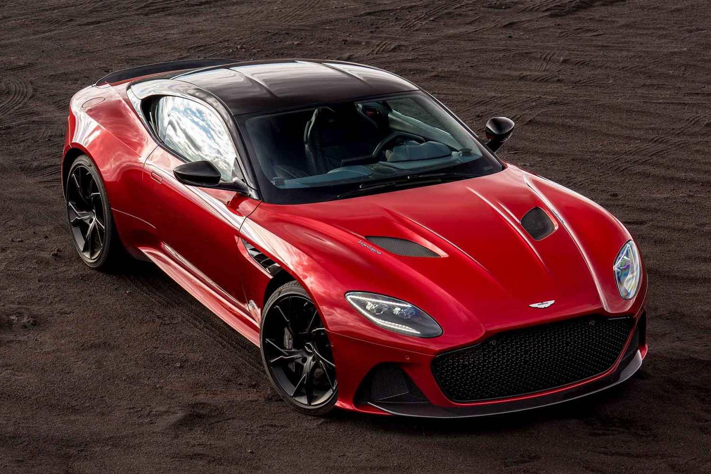 New Aston Martin >> New Aston Martin Dbs Superleggera Is A Brute In A Suit