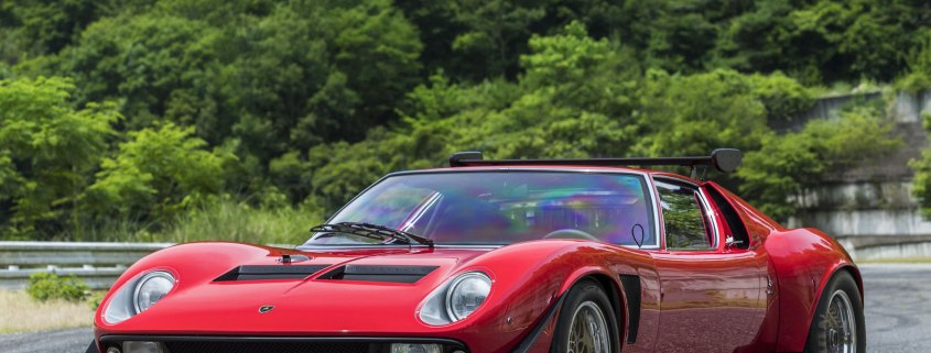Lamborghini Has Restored The Astonishing Miura Svr