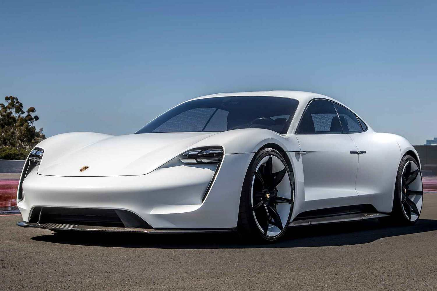 Sorry It S Taycan Porsche Names Its First Electric Car Motoring