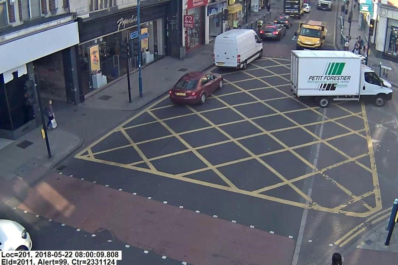 Unattended CCTV