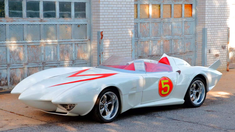 Speed Racer Mach 5 Replica