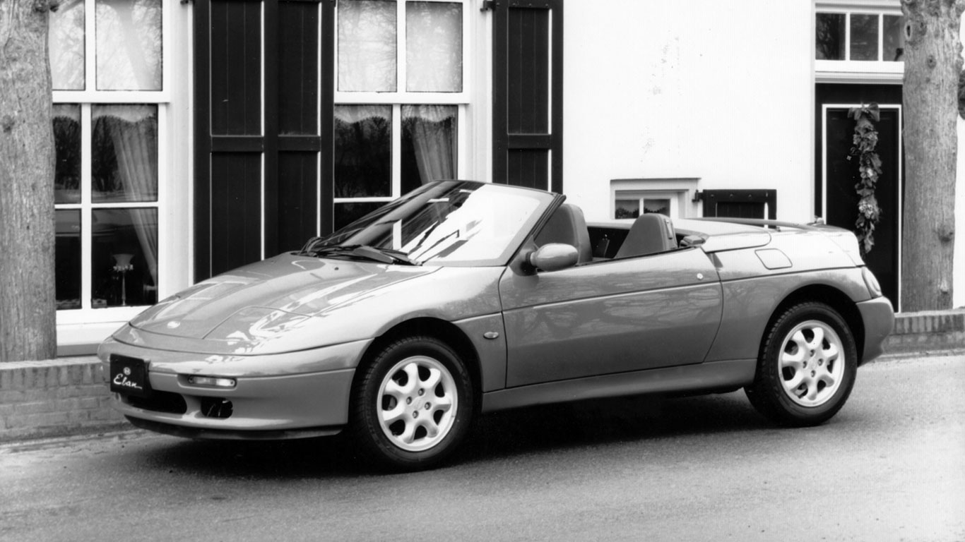 Leftfield legends: cool cars that weren't on brand