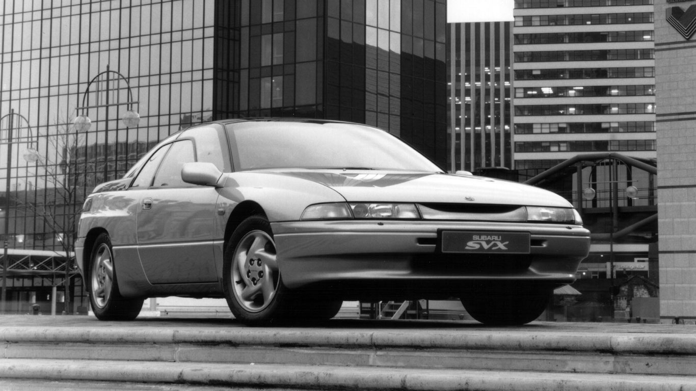 Leftfield legends: cool cars that weren't on brand