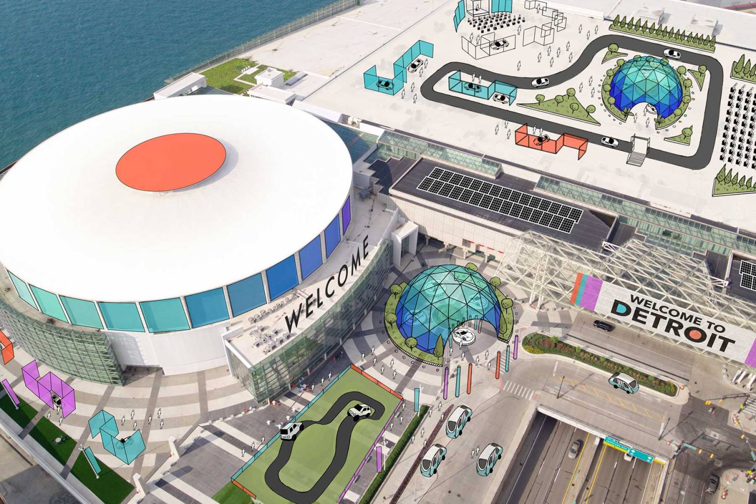 2020 Detroit Auto Show to move to June