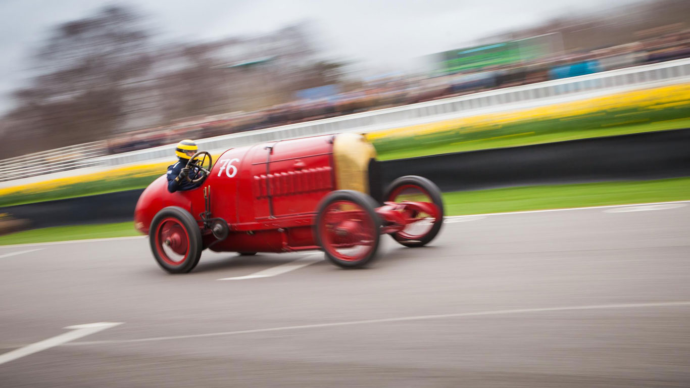 25 years of Goodwood Festival of Speed
