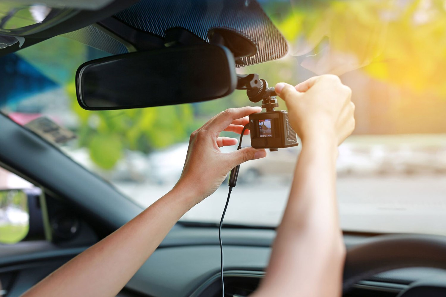 Camera, no action: only 20% of dash cam footage is used