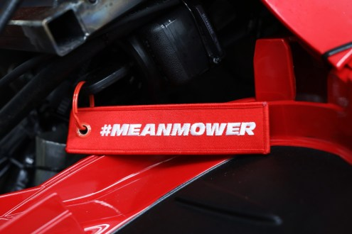 Honda Mean Mower