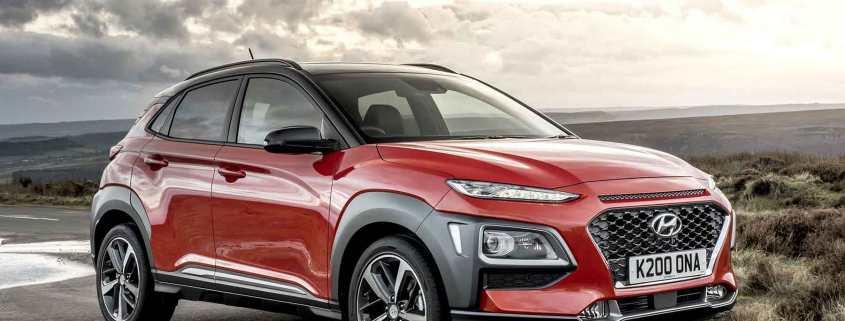 Hyundai Kona clean diesel