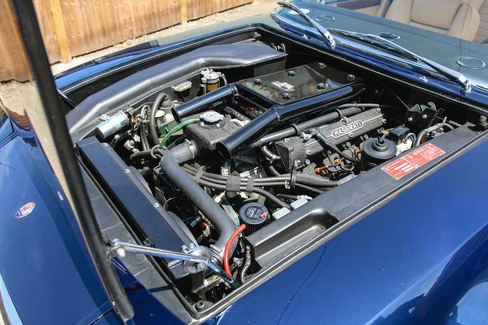 Frua-bodied Quattroporte