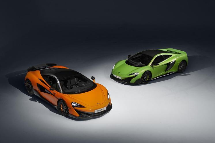 McLaren Automotive announces business plan at Goodwood