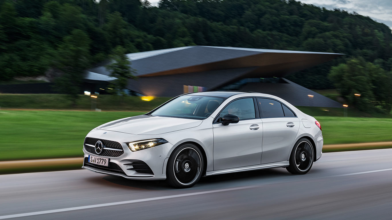 The Most Aerodynamic New Cars You Can Buy In 2018 Motoring Research
