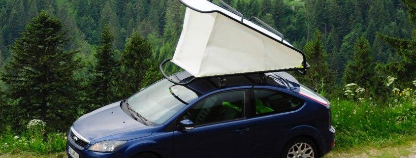 NEST car tent