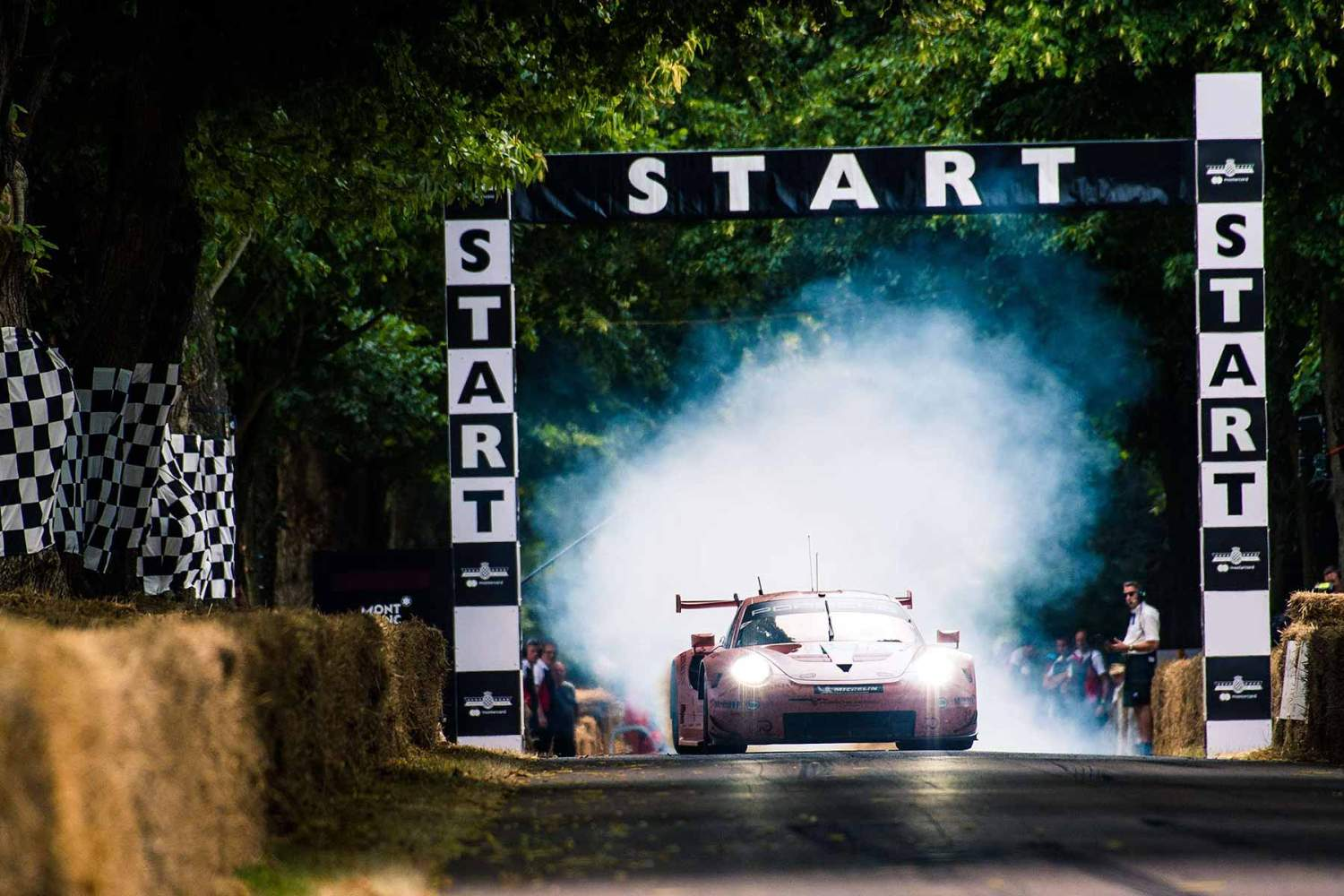 Live Stream Goodwood Festival Of Speed 2018 Motoring Research