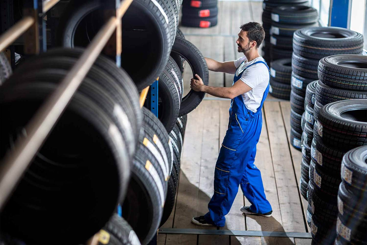 The choice of tyre sizes has increased enormously in recent years