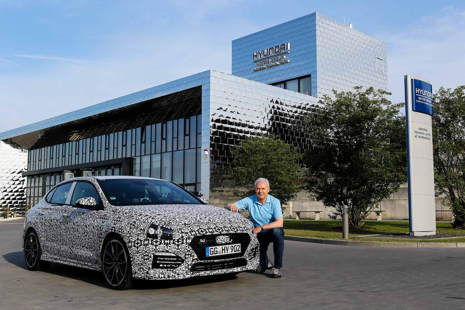 Hyundai explains the meaning of N
