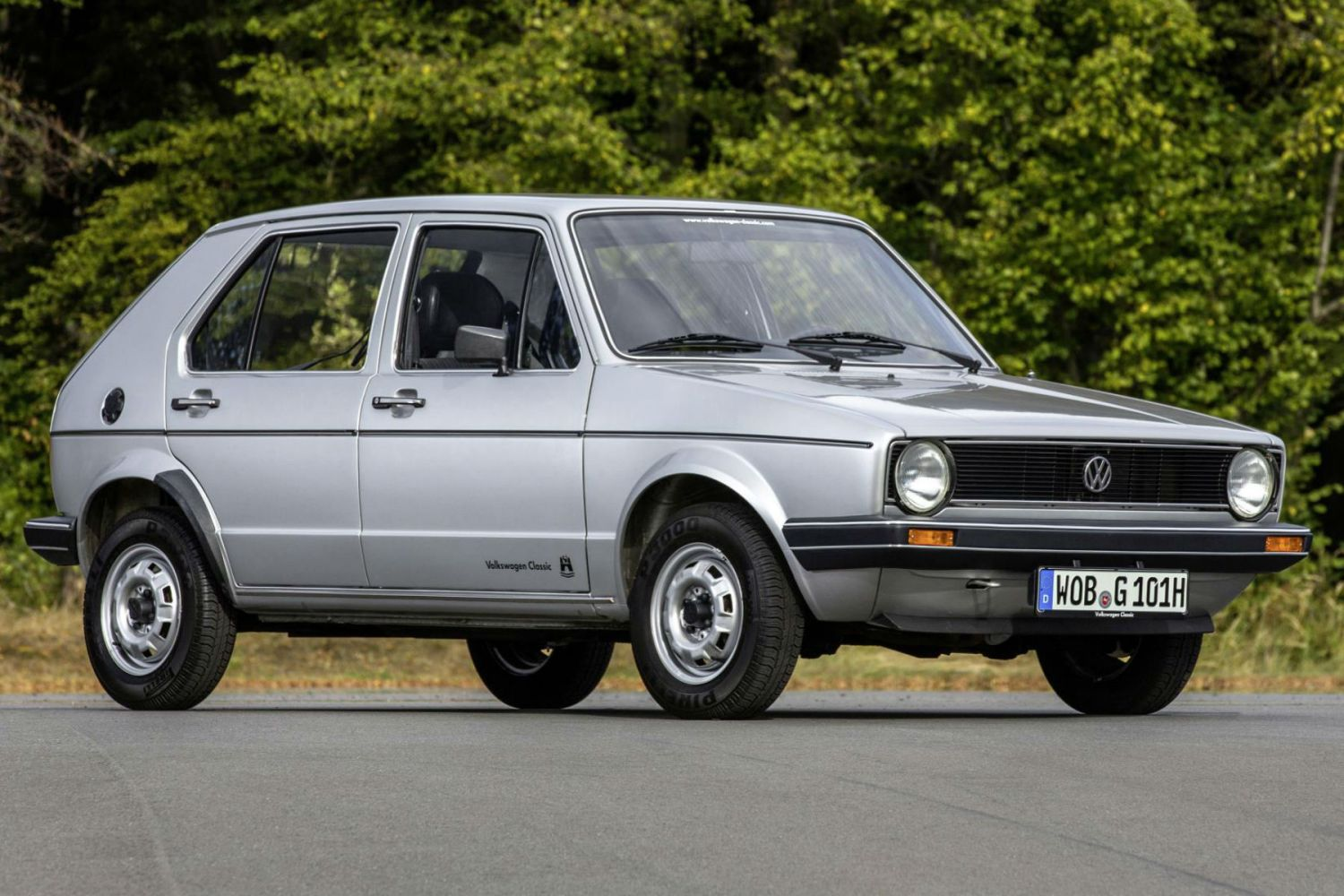Golf Mk1 engines not compatible with new petrol