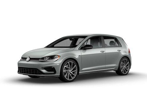 2019 VW Golf R Squirrel gray