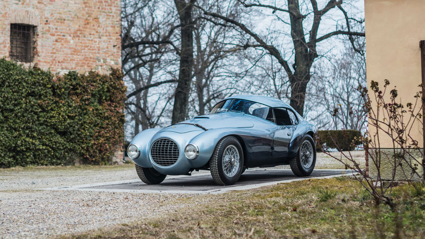 Ferrari 166 MM/212 Export 'Uovo'