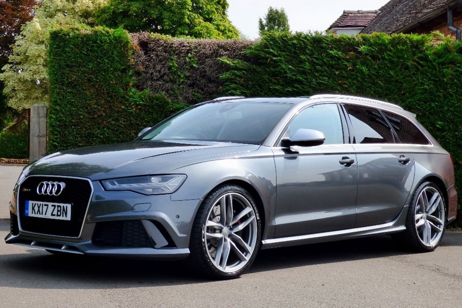 Audi For Sale >> Prince Harry S Audi Rs6 Avant For Sale On Auto Trader