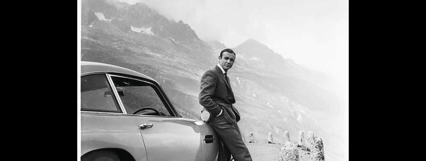 Aston Martin James Bond Goldfinger DB5