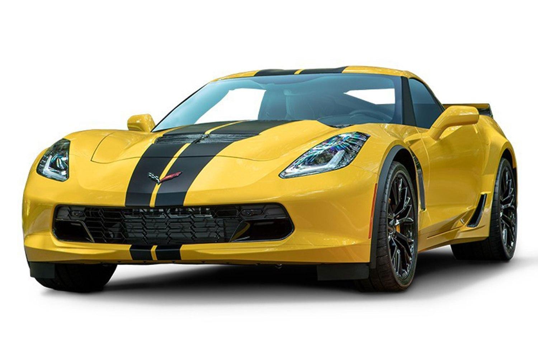 Hertz Corvette