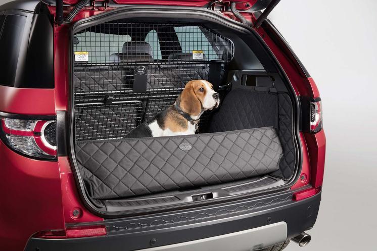 Land Rover Pet Packs