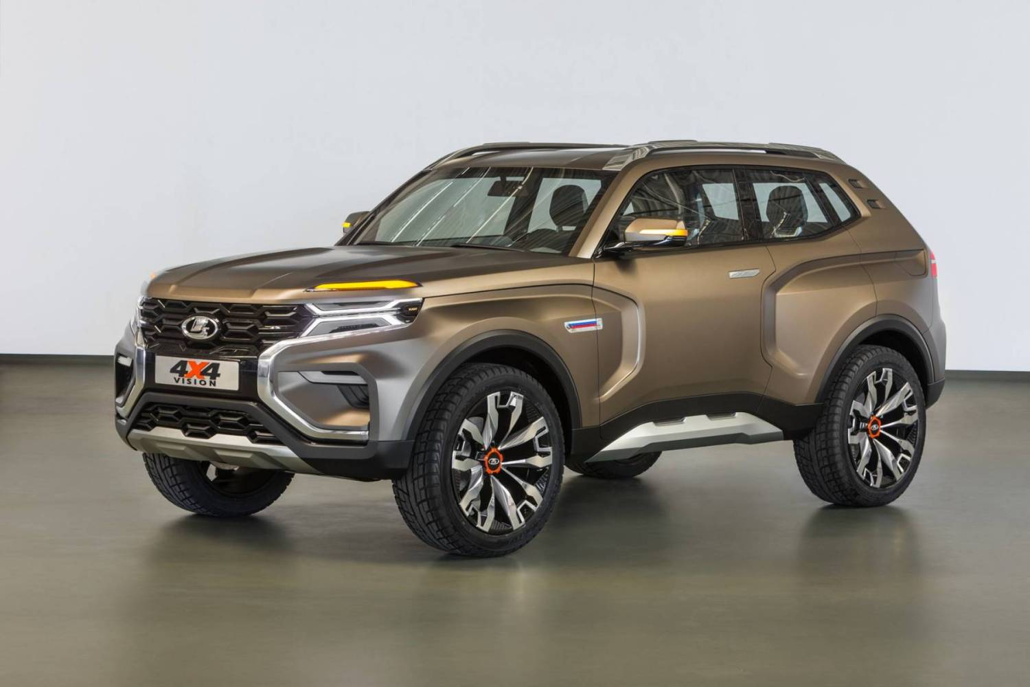 Lada 4x4 Vision Concept Could Preview A New Niva Motoring Research