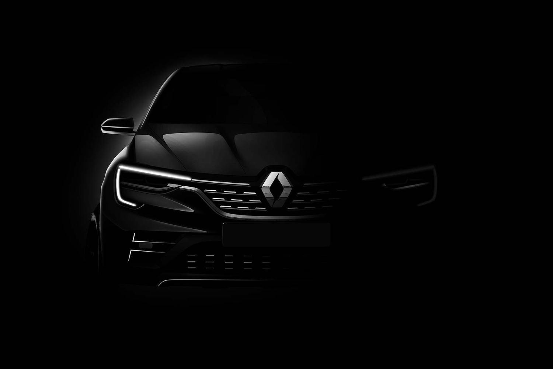 Renault Arkana teaser