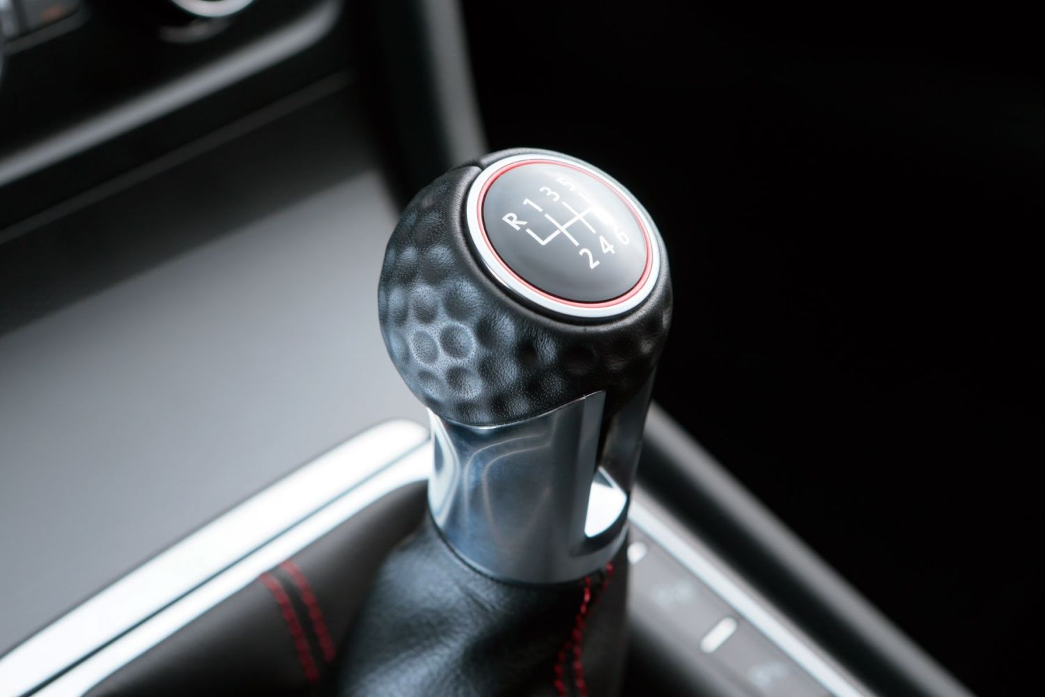 Volkswagen Golf GTI Golf Ball Gear Shift