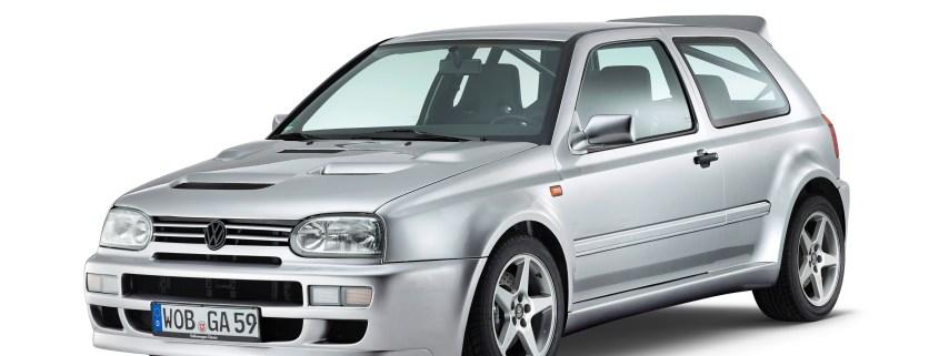 Volkswagen Golf Mk3 A59 Rallye, prototype, 1993