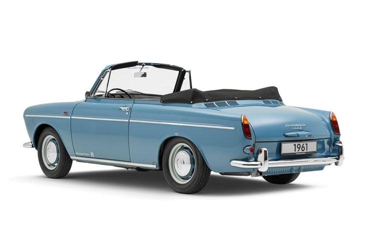 Volkswagen Type 3 Convertible