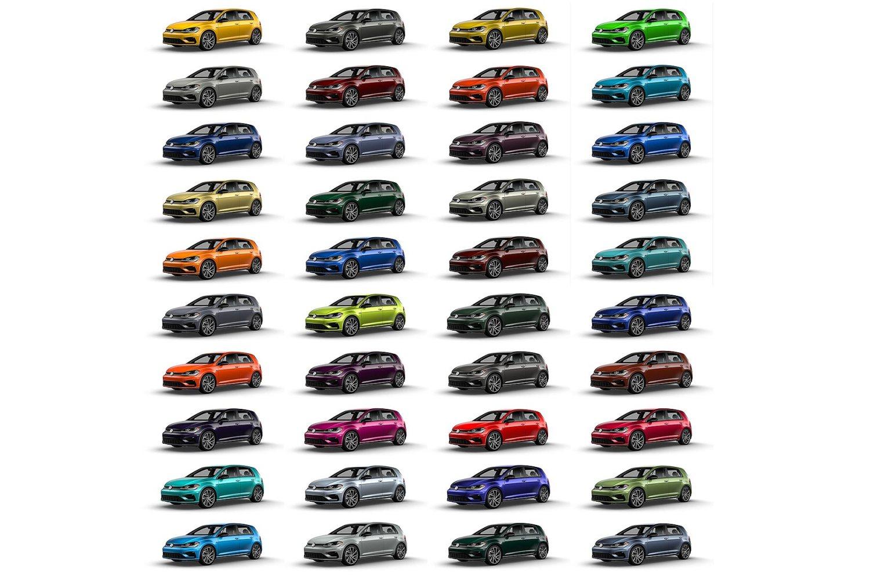 2019 Volkswagen Golf R Spektrum Program