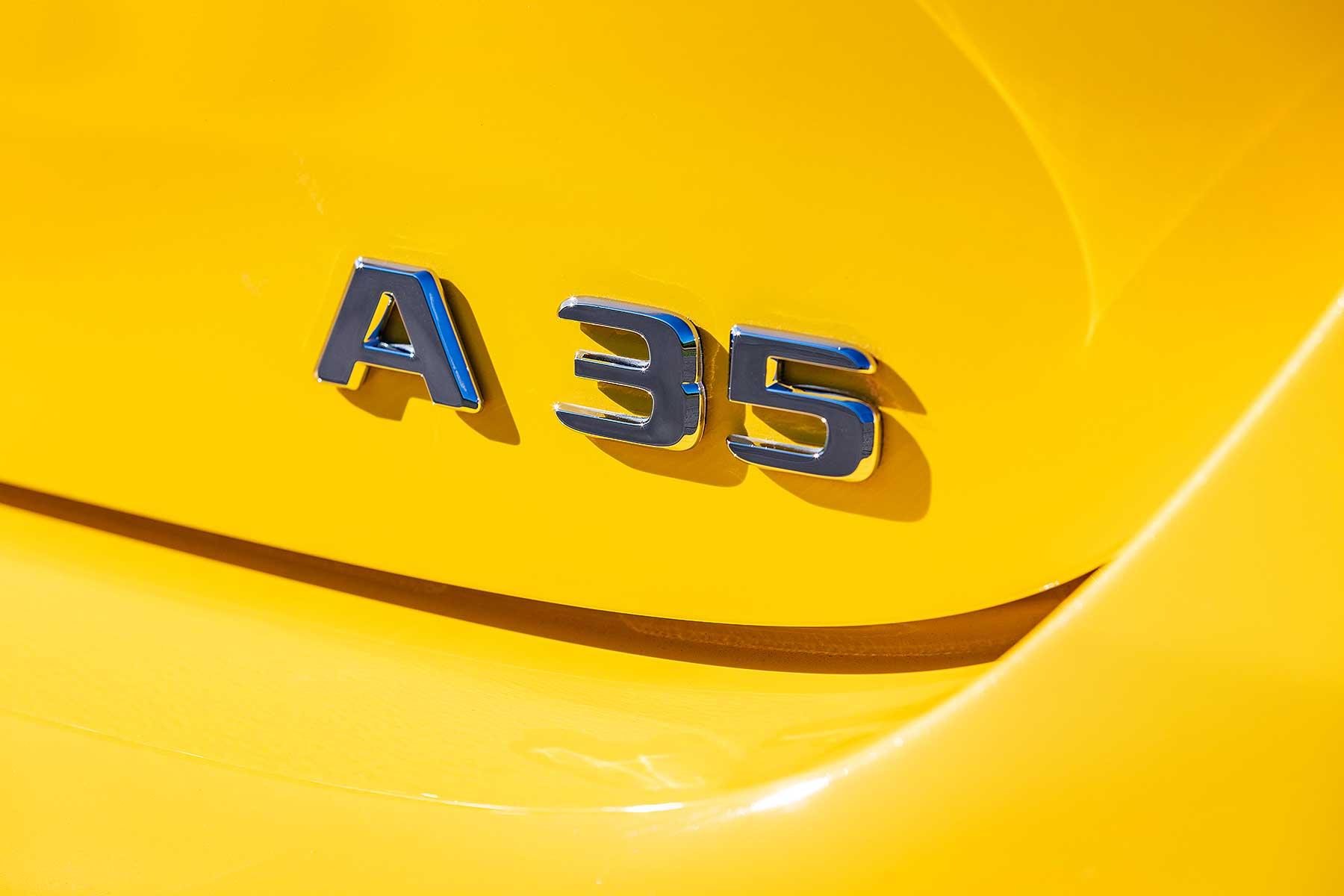 2019 Mercedes-AMG A 35 4Matic