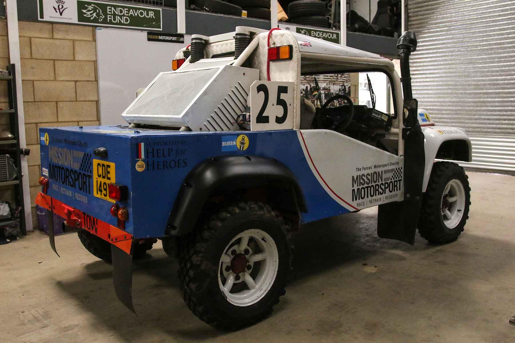 Mission Motorsport